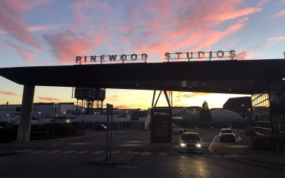 New office at Pinewood